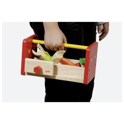Caixa de Ferramentas/Mesa de Trabalho - Goki