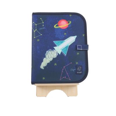 Espaço   Caderno de Desenho Reutilizável Jaq Jaq Bird