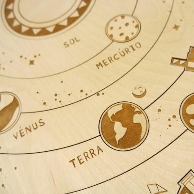 Puzzle de Exploração