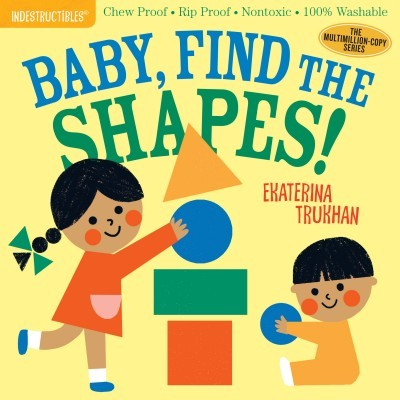 Baby, Find the Shapes! | Indestructibles