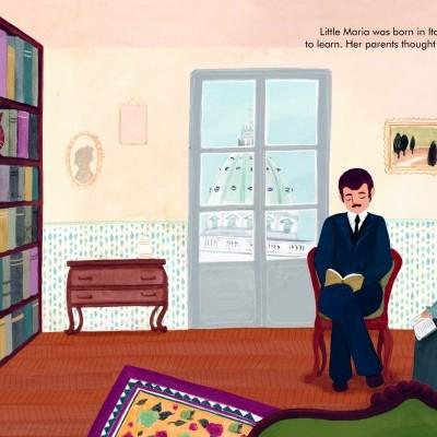 Maria Montessori | Little People Big Dreams