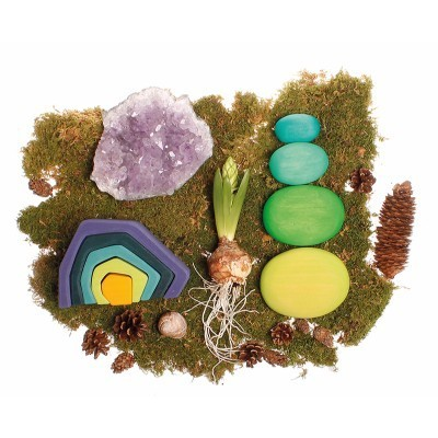 Pedras de Musgo - Grimm's