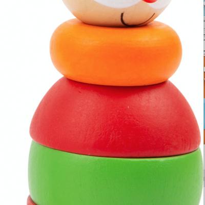 Figuras de Natal Empilháveis