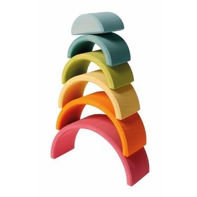 Arco-Íris 6 Arcos Pastel - Grimm's
