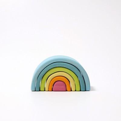 Arco-Íris Pastel Pequeno - Grimm's