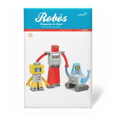 Robôs - Pukaca