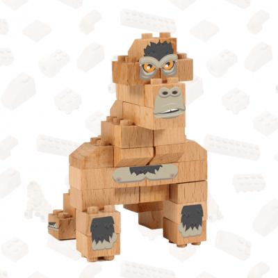 Gorila | FabBrix Bricks