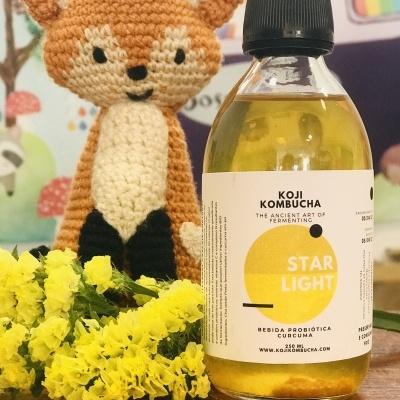 Star Light Kombucha | Koji