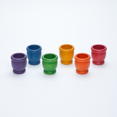 6 Copos Coloridos - Grapat