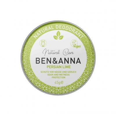 Desodorizante Natural em Lata - Lima Persa | Ben & Anna