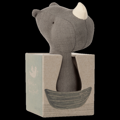 Chocalho Rinoceronte | Maileg