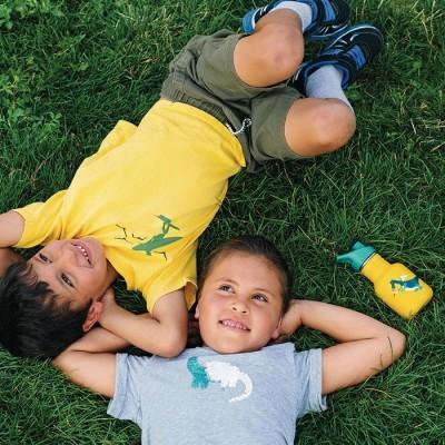 Garrafa Kids Sport 355ml Várias Cores - Klean Kanteen