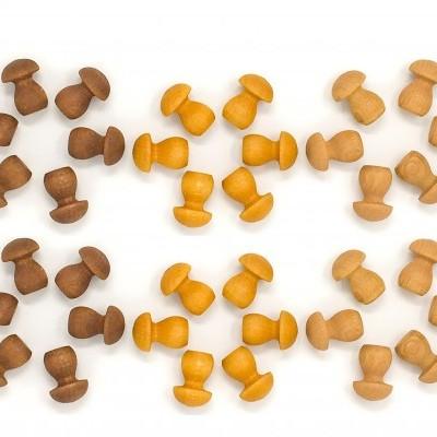 Cogumelos Peças Soltas