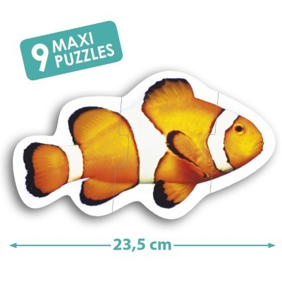 Puzzles Os Animais - Akros