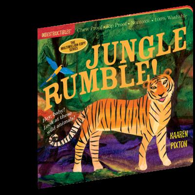 Jungle Rumble! | Indestructibles