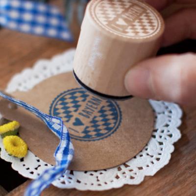 Carimbos de Madeira Várias Opções Woodies & Mini Woodies