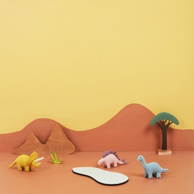 Dinossauros | Mundo Holdie | Olli Ella