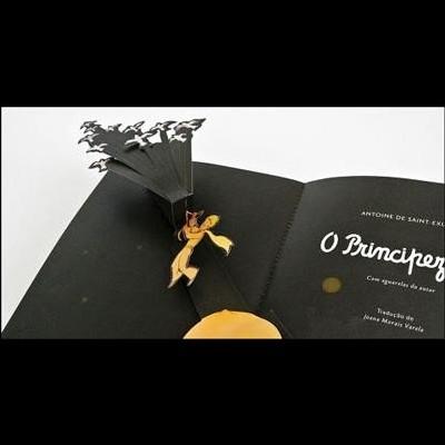 O Principezinho - o Grande Livro Pop Up