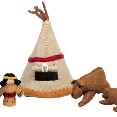 Família Nativa | Papoose