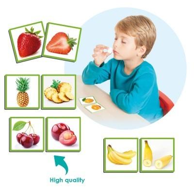 O Olfato: As Frutas e seus aromas - Akros