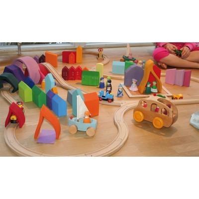 Casas Pequenas - Grimm's