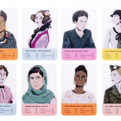Fantastic Women | Jogo de Cartas