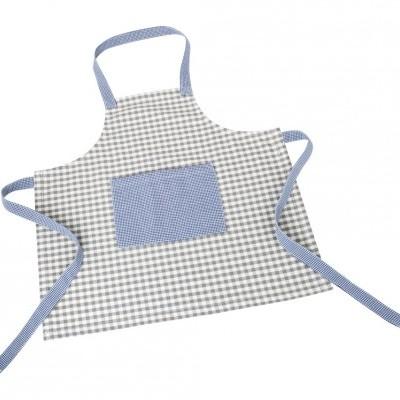 Avental de Cozinha Quadriculado
