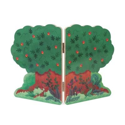 Árvore de Madeira Magnética | com ímans