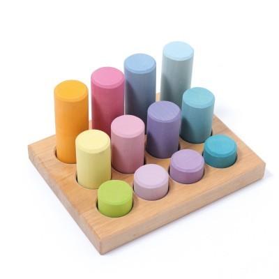 Rolos e Quadro de Classificação Pastel
