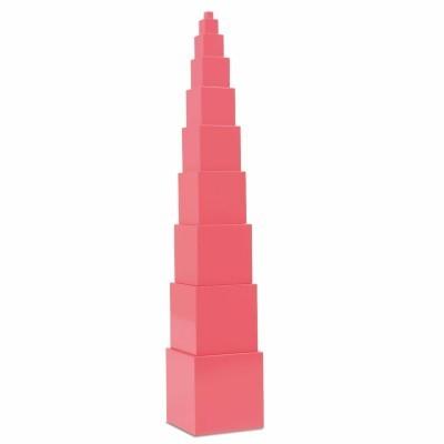 Torre Rosa - Nienhuis Montessori