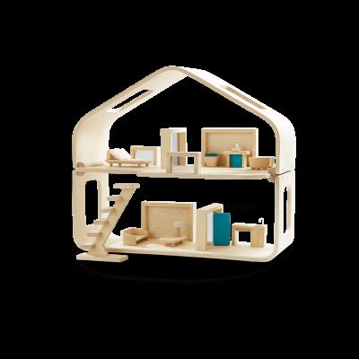Casa de Boneca Contemporânea / PlanToys