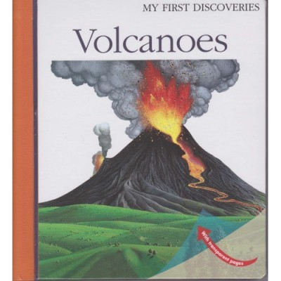 Vulcões - My First Discoveries