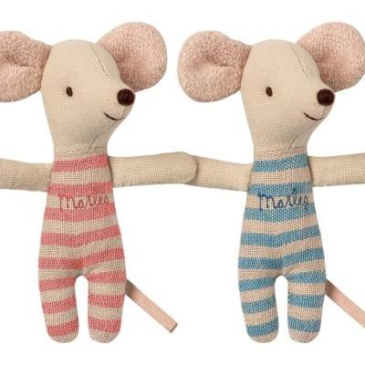 Ratinhos Gémeos Caixa de Fósforo - Maileg