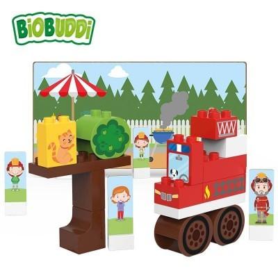 Camião de Bombeiros - BioBuddi