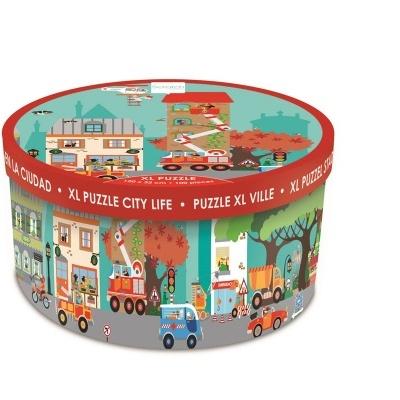 Puzzle da Cidade | 100 peças
