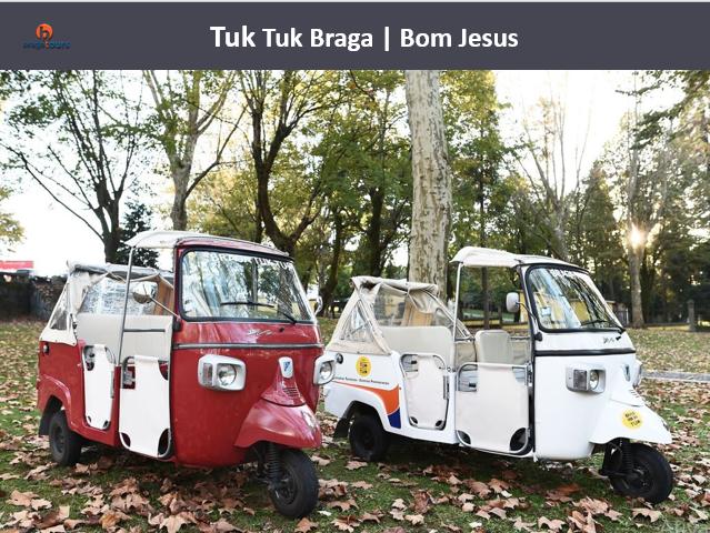 Tuk Tuk Braga   Bom Jesus