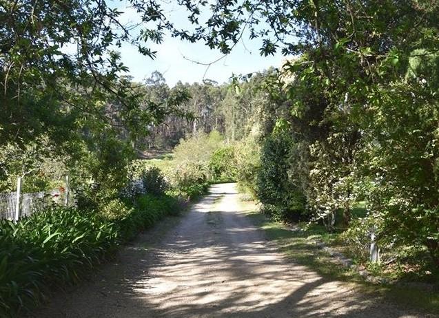 Rural Landscapes Route Senda de las Paisajes Rurales