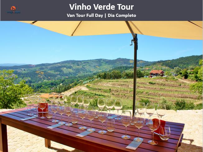 Vinho Verde Tour | Total Pack