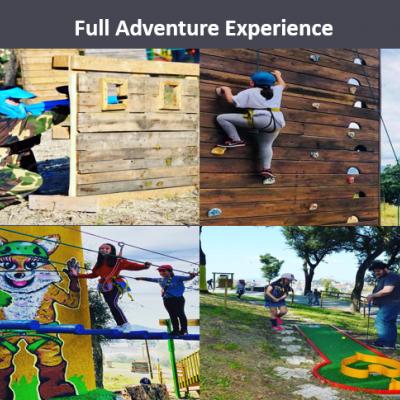 Full Adventure Experience