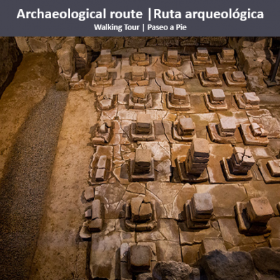 Archaeological Route | Ruta arqueológica