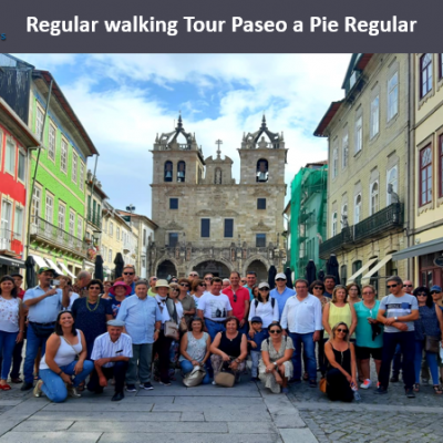 Regular walking Tour | Paseo a Pie Regular