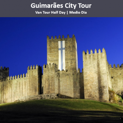 Guimarães City Tour | Total Pack