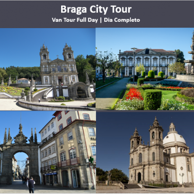 Braga City Tour | Total Pack