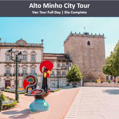 Alto Minho City Tour   Total Pack
