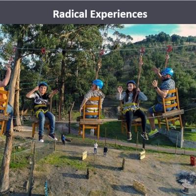 Radical Experiences
