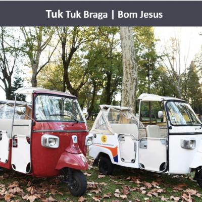 Tuk Tuk Braga | Bom Jesus