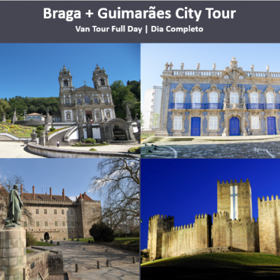 Braga + Guimarães City Tour | Total Pack