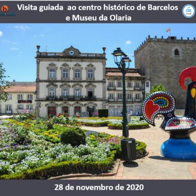 Guia | Seguros | Entrada - Visita guiada ao centro histórico de Barcelos e Museu da Olaria