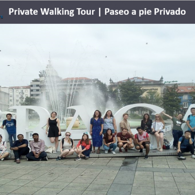 Private Walking Tour | Paseo a Pie Privado - Entrada Catedral | Moscatel