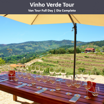 Vinho Verde Tour | Total Pack